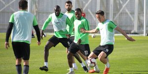 Galatasaray hazırlığı başladı