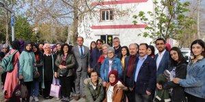Seydişehir'de öğrenciler için  Çanakkale gezisi düzenlendi