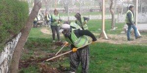 Seydişehir'in fen işleri ekipleri aralıksız çalışıyor