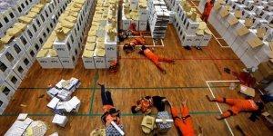 Endonezya'da yorgunluktan ölenlerin sayısı 500'e yükseldi