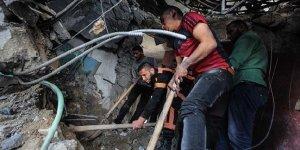 Siyonist İsrail 25 Filistinli'yi katletti