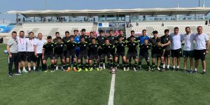 Konyaspor U16 4. oldu