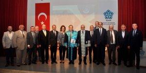 NEÜ'den Mustafa Sonay Gürgen'e fahri doktora unvanı