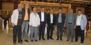 İHL 91 mezunları birlikte iftar yaptı