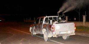 Seydişehir Belediyesinden haşere ile mücadele