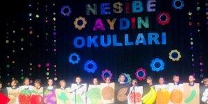 Nesibe Aydın'da mezuniyet heyecanı