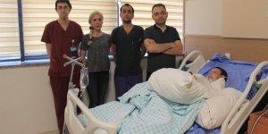 TRT'nin ayıbını hayırsever doktor örttü