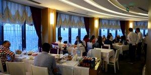 'Dönen restoran'a Ramazan ilgisi