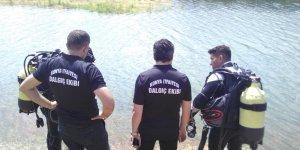 Baraja giren kişi boğuldu