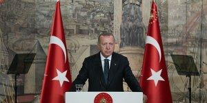 Erdoğan: Milli irade tecelli etmiştir