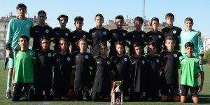 U13'te şampiyon Konyaspor