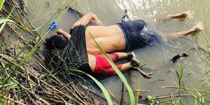 Aylan Kurdi dramı bu kez Meksika-ABD sınırında