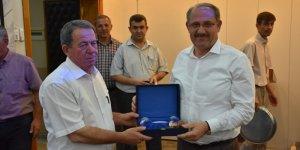Yunak'ta 'Yunak-Çeltik Havzası  Yeraltı Suları Çalıştayı' yapıldı