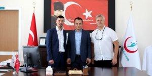 Beyşehir Devlet Hastanesine atanan uzman hekimler göreve başladı