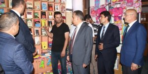 Konya Valisi Toprak'tan Yunak'a ziyaret