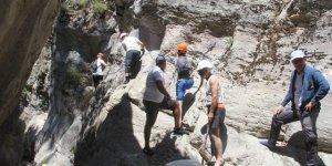 Yaka Kanyonu, doğa severlerin gözdesi oldu