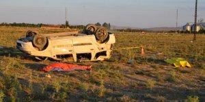 Konya'da feci kaza:2 kardeş hayatını kaybetti