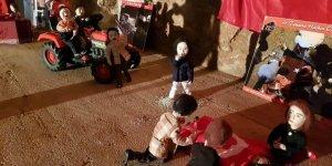 Kitre bebeklerle 15 Temmuz Destanını canlandırıldı
