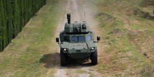 Türkiye'nin elektrikli zırhlısı araziye çıktı
