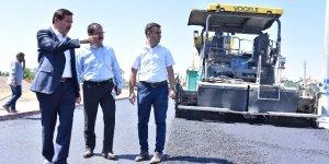 Karatay'da asfaltsız  yol bırakmayacağız