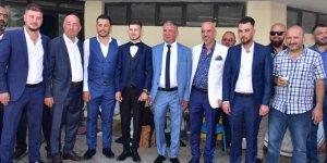 Baranok ailesinin çifte düğün mutluluğu