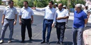 Karatay'da asfalt çalışmaları hızlandı