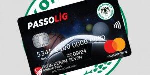 Konyaspor 139 bin passolig kartı sattı