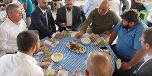 Suriyeli Muhammed dünya evine girdi