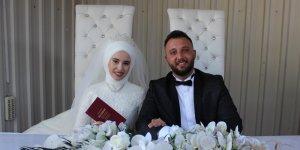 Kuloğlu ailesinin düğün sevinci
