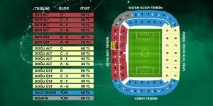 Antalya maçının biletleri satışa çıktı