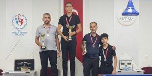 Bilardoda Zafer Kupası sona erdi