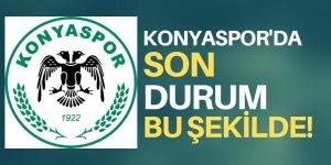 Konyaspor  8. sırada