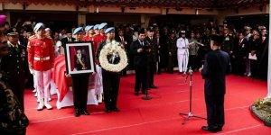 Erbakan Hoca'nın yakın dostu Yusuf Habibi son yolculuğuna uğurlandı
