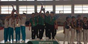 Türkiye şampiyonu oldular!
