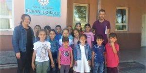 Seydişehir'de öğrencilere  sağlık taraması yapıldı