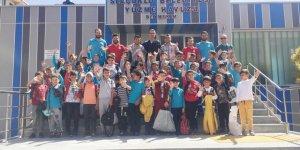 Selçuklu'da '3.Sınıflar Yüzme Öğreniyor'projesi başladı