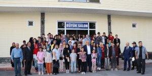 Seydişehirli öğrenciler Konya'yı gezdi