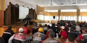 Personel iş sağlığı ve iş güvenliği semineri