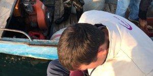 Eğirdir Gölü'nde kaçak sudak balığı avcılığına 3 bin 292 lira ceza
