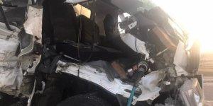 Antalya'da trafik kazası 1 ölü 4 yaralı