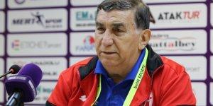 """Mustafa Ati Göksu: """"Maç berabere bitebilirdi"""""""