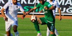 TFF 3. Lig: Muğlaspor:1 Karacabey:3