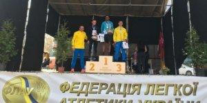 Yürüyüş şampiyonasında 2 birincilik