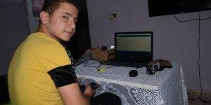 15 yaşındaki kaşif, gaz kaçağını haber veren sistem geliştirdi