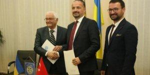 DPÜ, Ukrayna'nın en seçkin üniversiteleri ile iş birliği anlaşması imzaladı