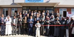 Şanlıurfa'da bir okul daha hizmete girdi