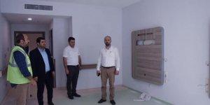 """Bünül: """"Ceyhan Devlet Hastanesi Ocak'ta hizmete açılacak"""""""