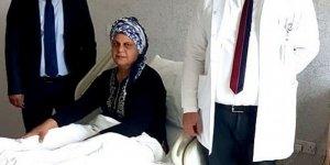 Beynin riskli bölgesindeki tümör, mikrocerrahi yöntemle alındı