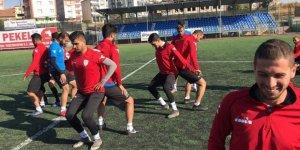 Yeşilyurt Belediyespor'da Muğlaspor maçı hazırlıkları sürüyor