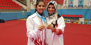 Türkan Teke İşitme Engelliler Taekwondo'da Avrupa İkincisi